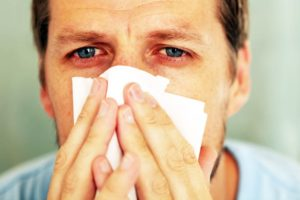 Relief from eye allergies