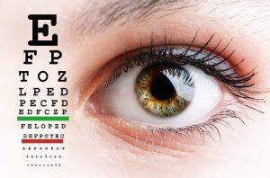 Routine eye exam in Chicago